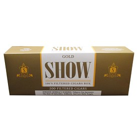 SHOW Filtered Cigars Gold