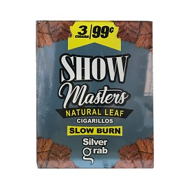 Show Master 3x99 Pack - Silver Grab