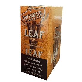 Swisher Sweets LEAF Cigars - Honey