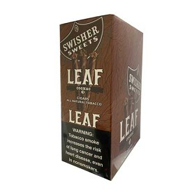 Swisher Sweets LEAF Cigars - Cognac