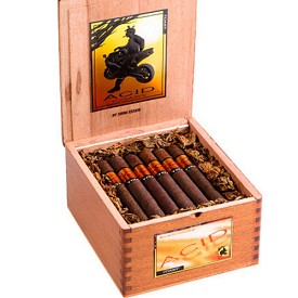 ACID Red Liquid Cigars