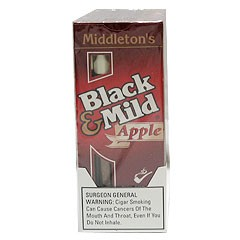 Black & Mild Apple Cigars Pack