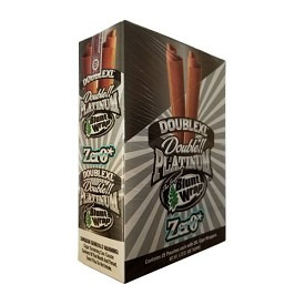 Double Platinum Blunt Wraps Zero 2XL