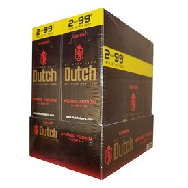 Dutch Masters Cigarillos Foil Atomic Fusion Pre-Priced