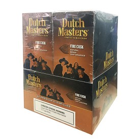 Dutch Masters Cigarillos Fire Cash
