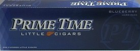 Prime Time Little Cigars Blueberry 100's