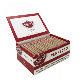 Swisher Sweets Perfecto Cigars Box- 60Ct